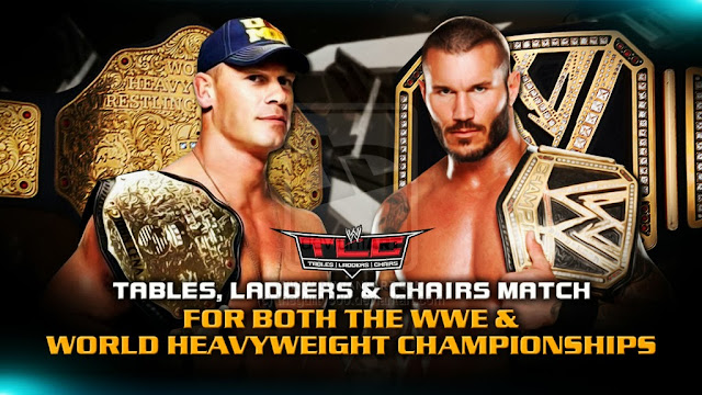 مهرجان تي إل سي WWE TLC