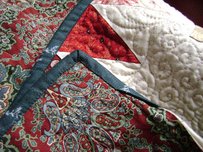 Sarah Morrell quilt Di Ford pattern