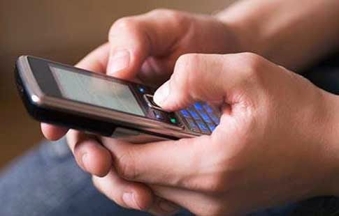 MODUS Penipuan Via SMS HP