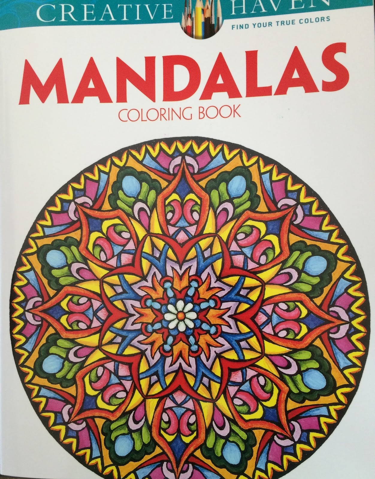 Best grown up coloring books - One Of My Favorite Mandala Adult Coloring Books
