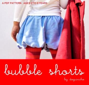 Bubble Shorts By DoGuincho