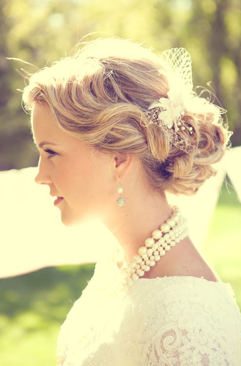 Hair and Make-up by Steph: How to Choose Your Wedding Hairstyle