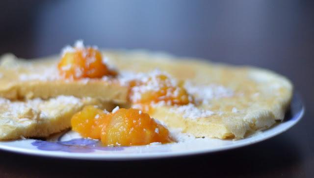 omlet pełnoziarnisty