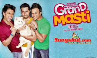 Grand Masti (2013) Hindi Mp3 Songs Free Download