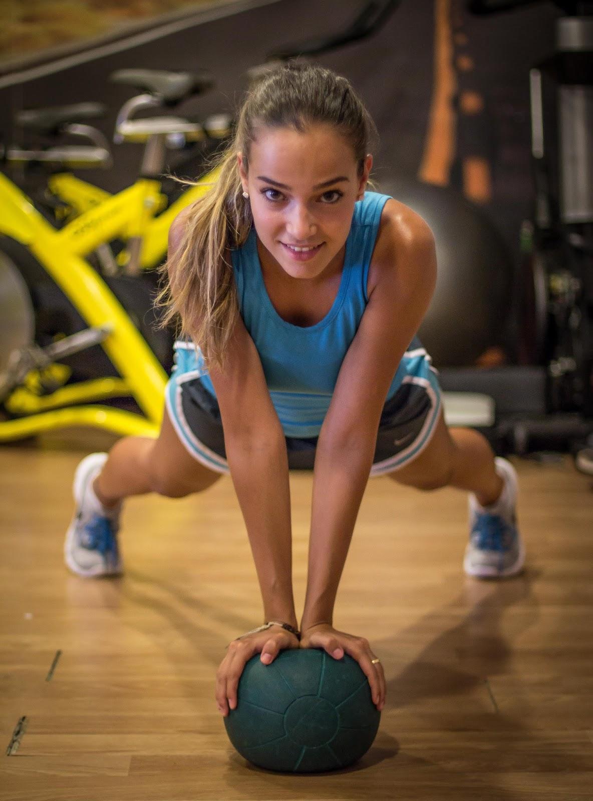 Patricia vera as cambi el fitness mi vida te atreves for Gym mas cercano