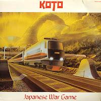 Koto  Japanese Wargame lemez