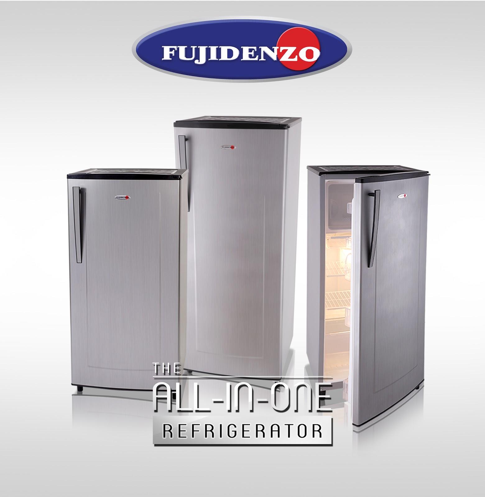 Introducing Fujidenzou0027s All In One Refrigerators | Enjoying Wonderful World