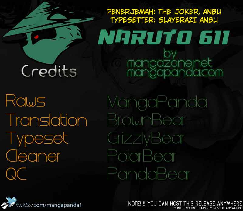 Naruto - Chapter:611 - Page:01