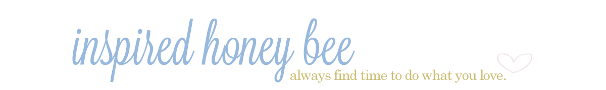 Inspired Honey Bee