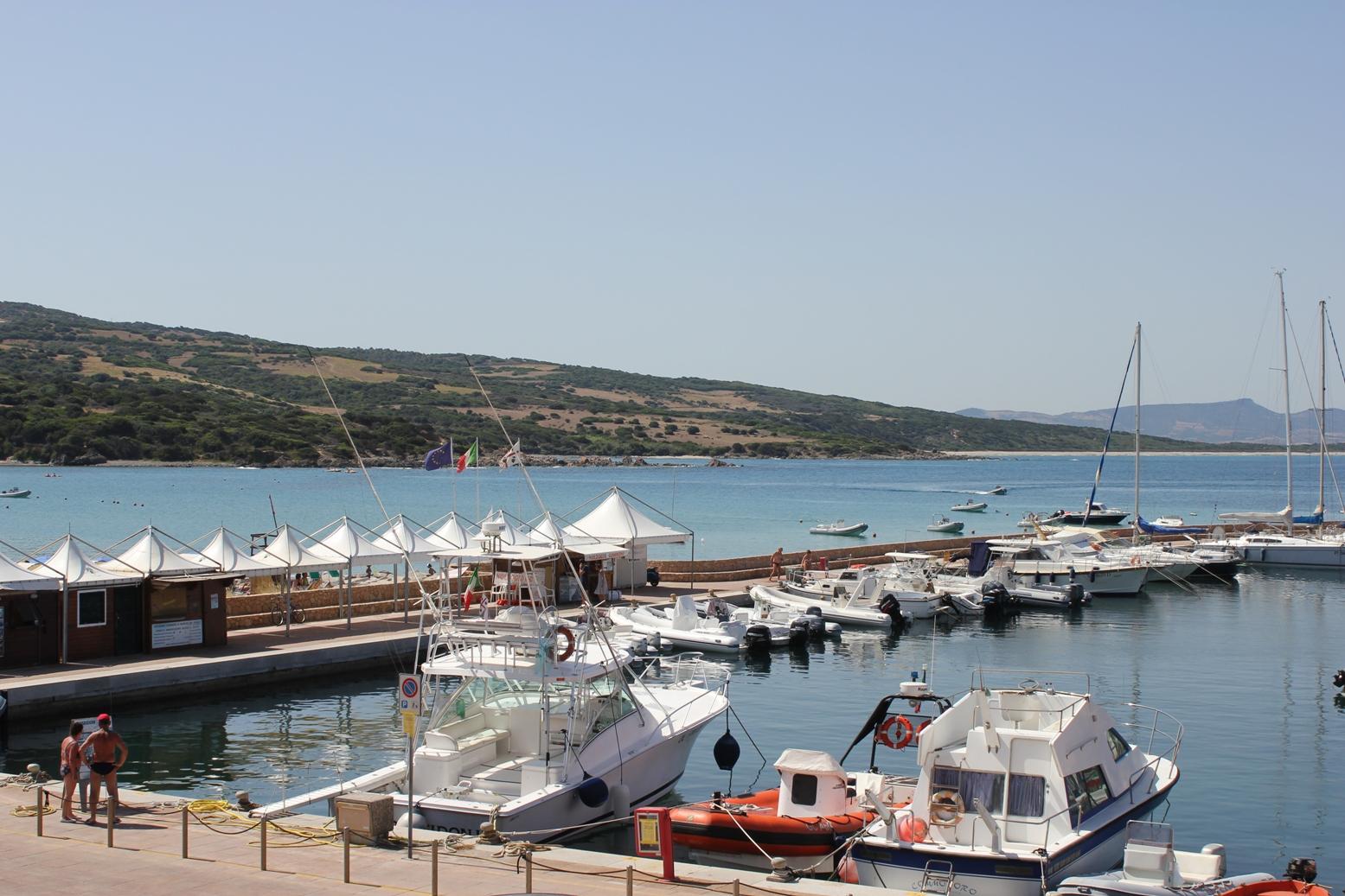 Alexanders in the mediterranean isola rossa to baia reparata for Alexander isola