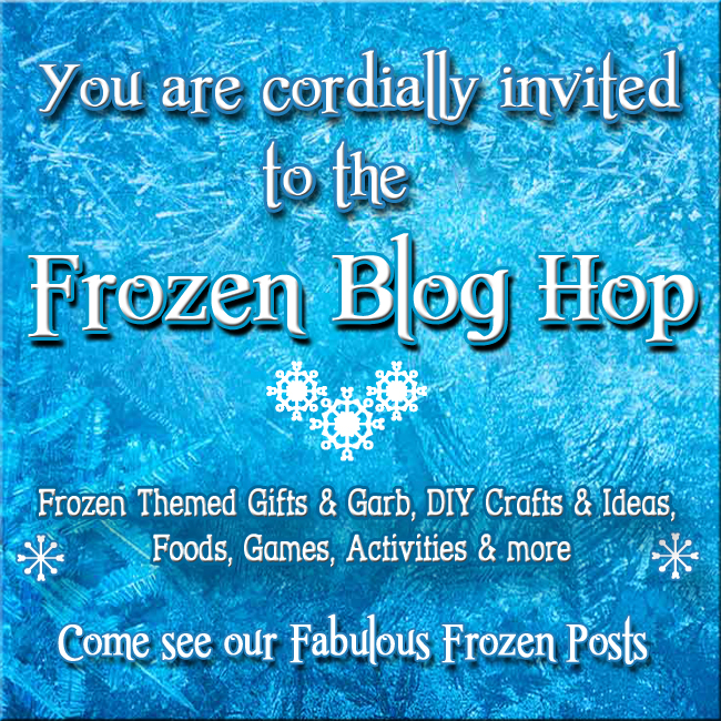 Frozen Blog Hop