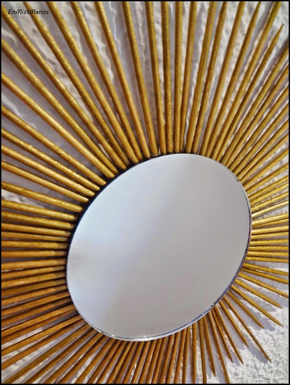 DIY espejo de sol