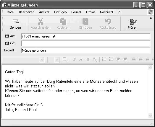 Digitaal Duits Eigenwijs: Het schrijven van brieven en email