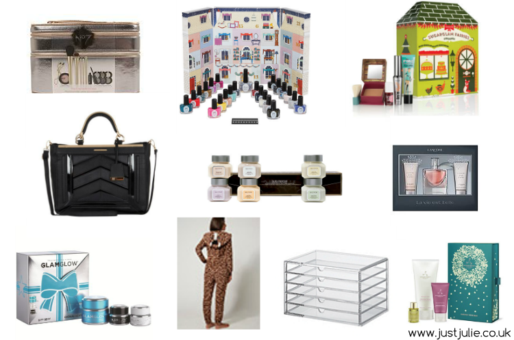 Christmas Gift Guide For Her | Under £50