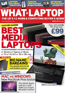 What Laptop-May 2011