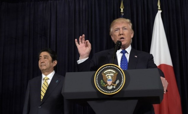 Τραμπ: Έτοιμοι να χτυπήσουμε τη Βόρεια Κορέα αν προχωρήσει σε νέα πυρηνική δοκιμή