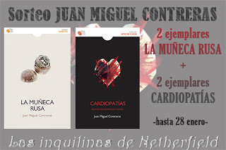 "Sorteo ""Inquilinas Netherfield"""