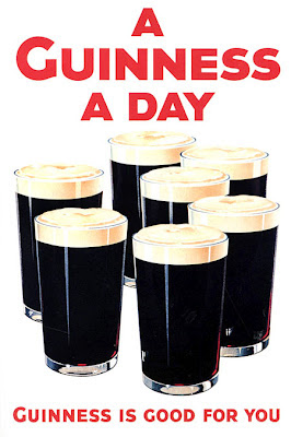Guinness is good for you vintage ad