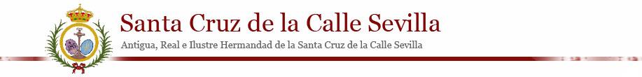 Hdad Santa Cruz Calle Sevilla