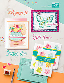 View the 2018 Stampin' Up! Occasions Catalogue