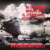 #QUEREMOSTREN