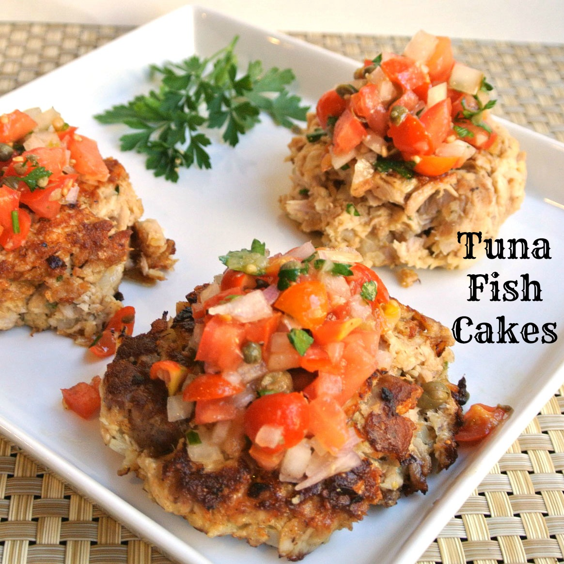 Mom what 39 s for dinner appetizers for Tuna fish cake recipe
