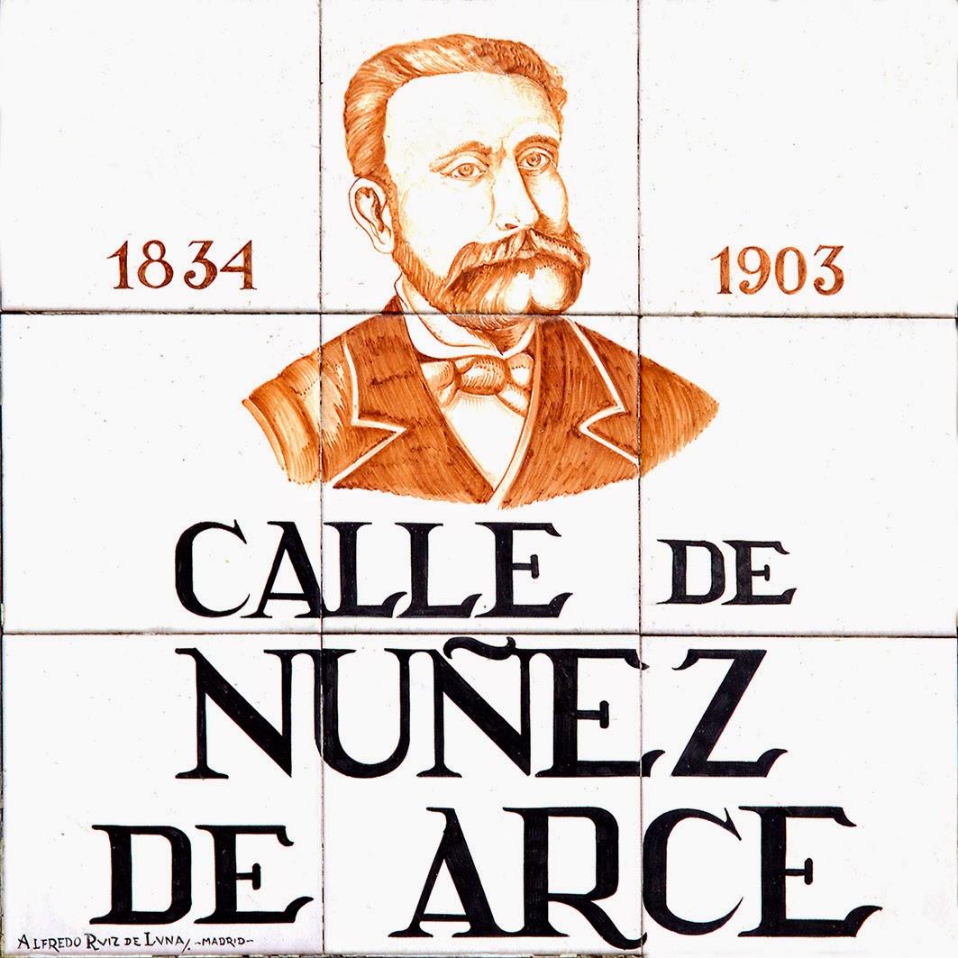 Calle de Núñez de Arce