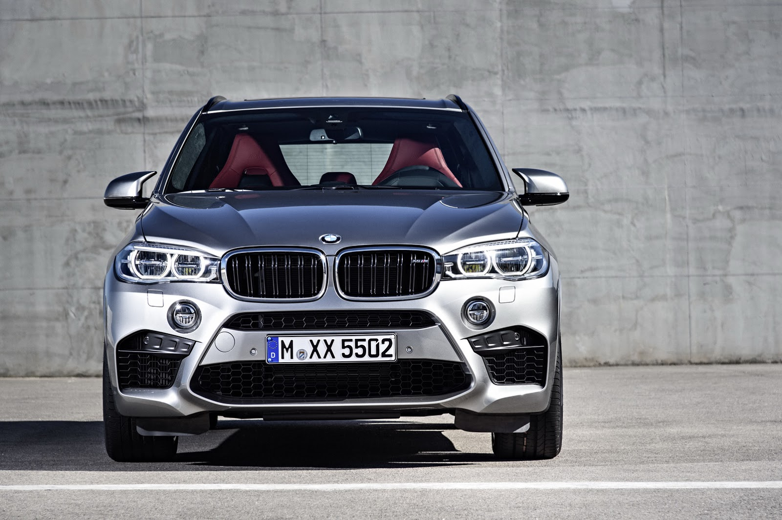 BMW unveils 2016 X5 M and X6 M super CUVs - Autoblog
