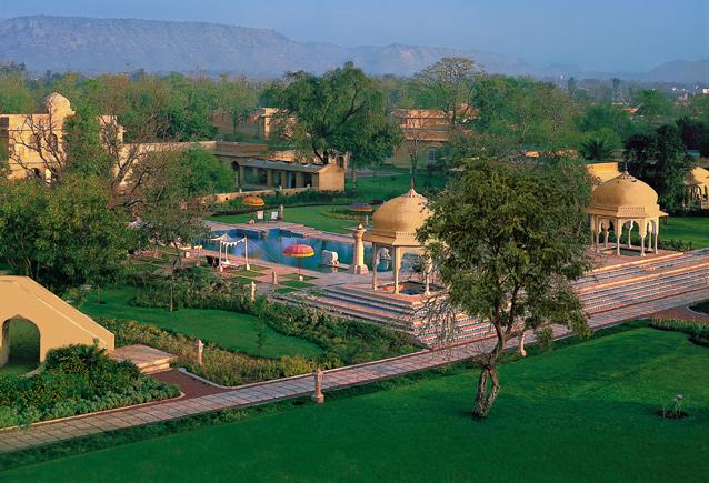 Oberoi Rajvilas,Jaipur