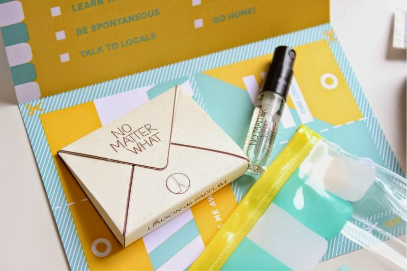 Birchbox UK August 2014 (Spoiler)