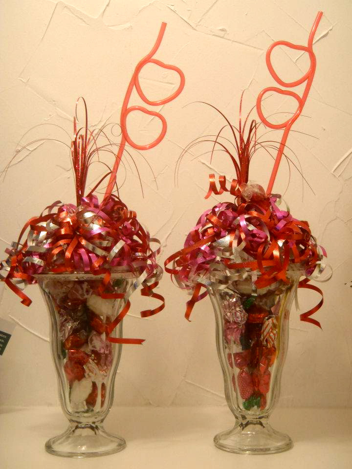 The Brighter Side YYC: Candy Bouquet ~ GREAT Gift Idea!!