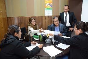 Concluyen registros de aspirantes a Fiscal Anticorrupción y Contralores