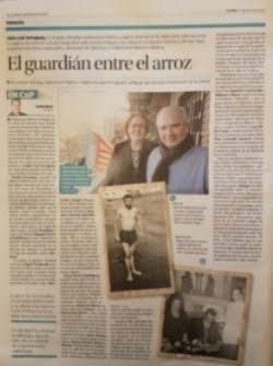 EL GUARDIÁN ENTRE EL ARROZ