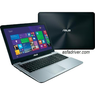 Asus X555LD Drivers Download for Windows 8.1 64 bit