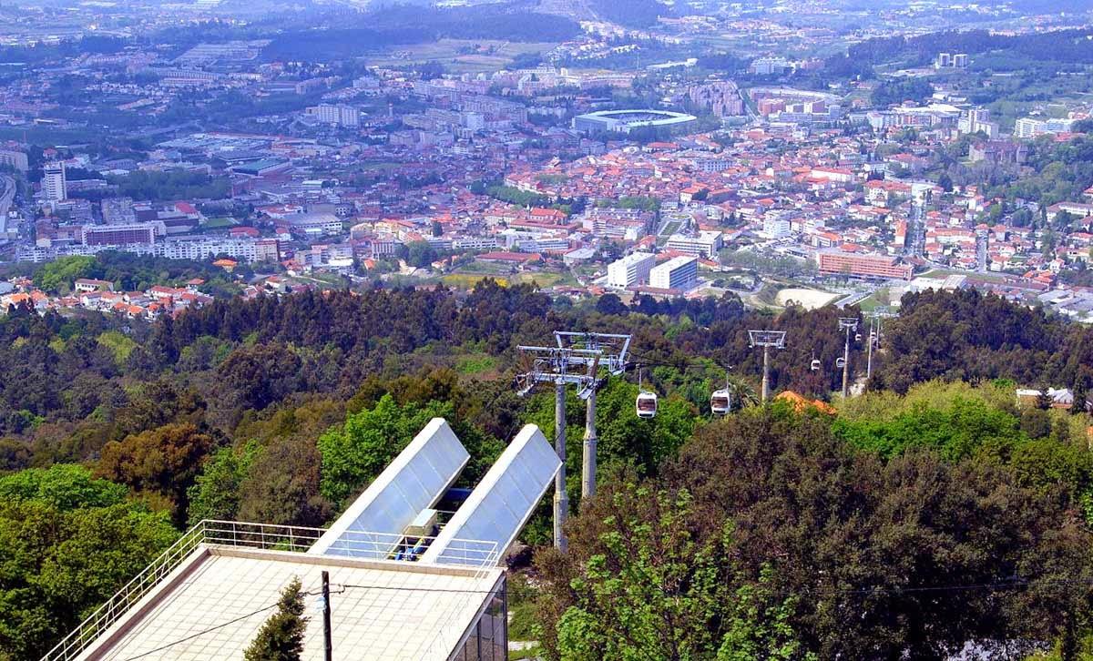 Guimaraes Portugal  city pictures gallery : Fotos de Guimarães – Portugal Cidades em fotos