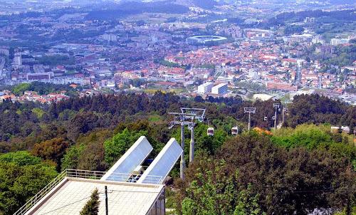 Montanha Santuário da Penha - Guimarães