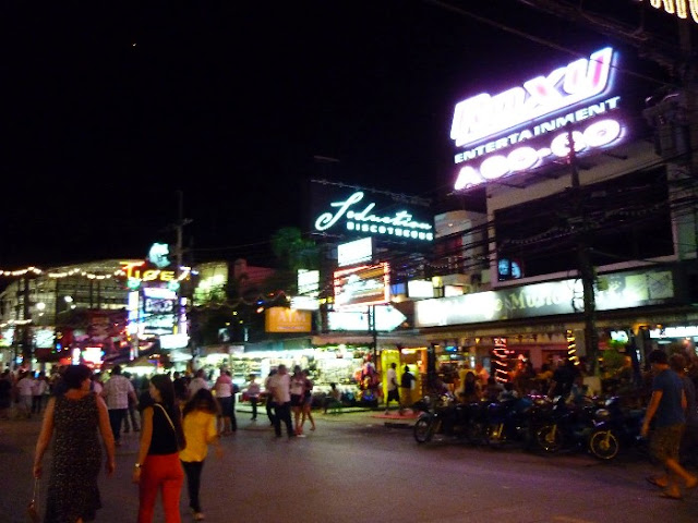 patong, bangla road