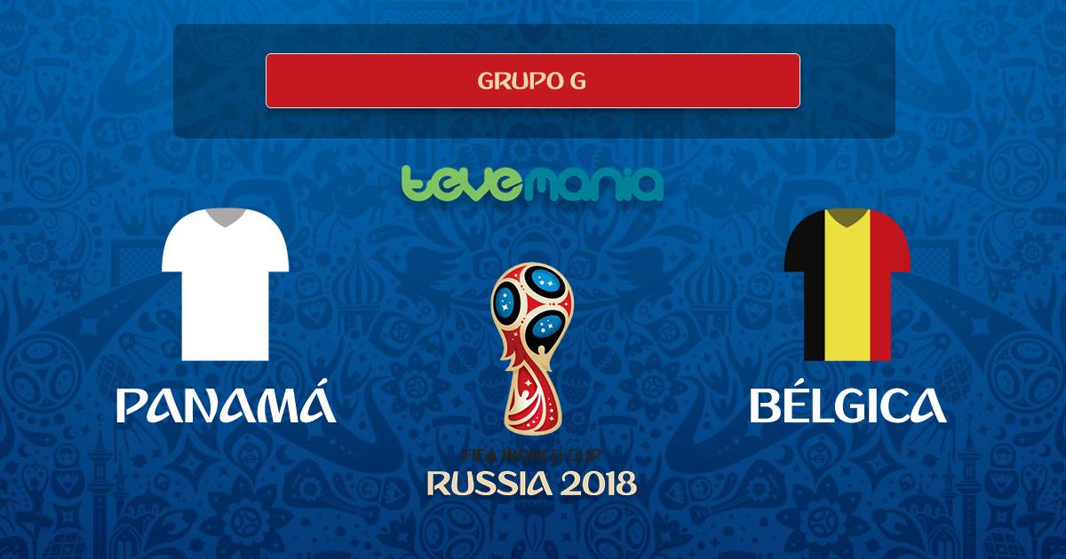 Bélgica aplastó 3 a 0 a una esmerada Panamá en Sochi