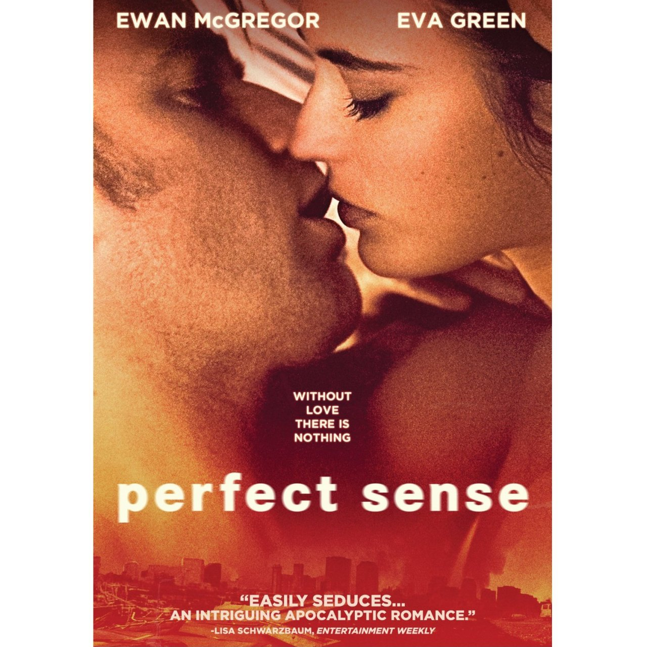 Perfect Sense 2012 Movie in Bluray and DVD