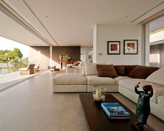 interior villa modern