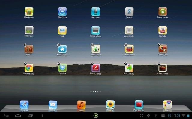 Espier Launcher HD