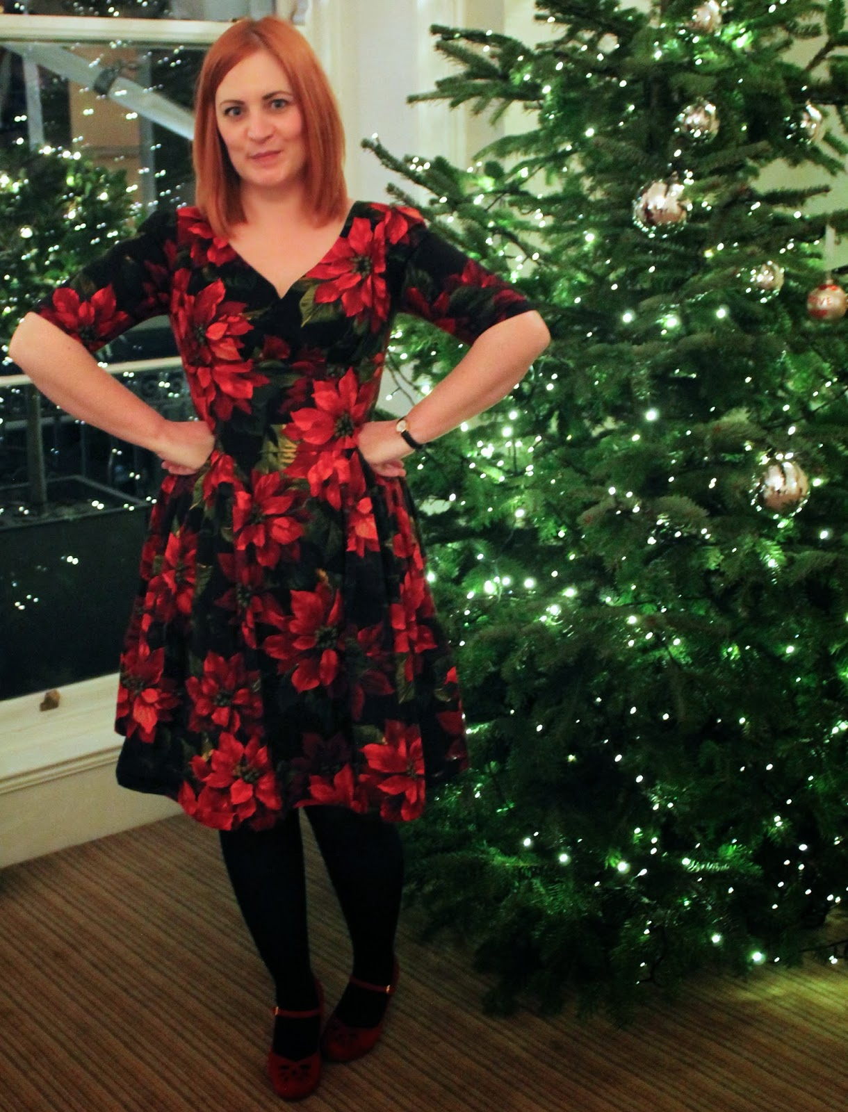 Christmas tree dress up images - Dress Vanity Project Rockabilly Pin Up