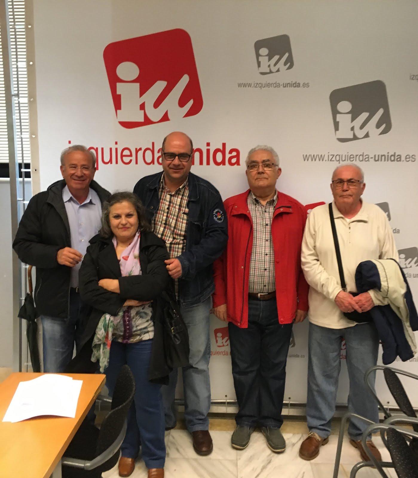 Asamblea IU Madrid