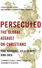 Christian persecution is increasing and spreading