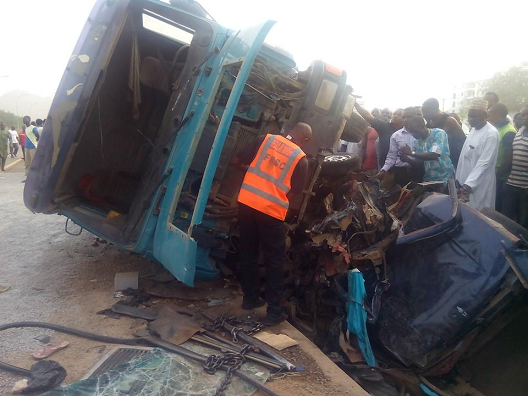 accident nicon berger abuja
