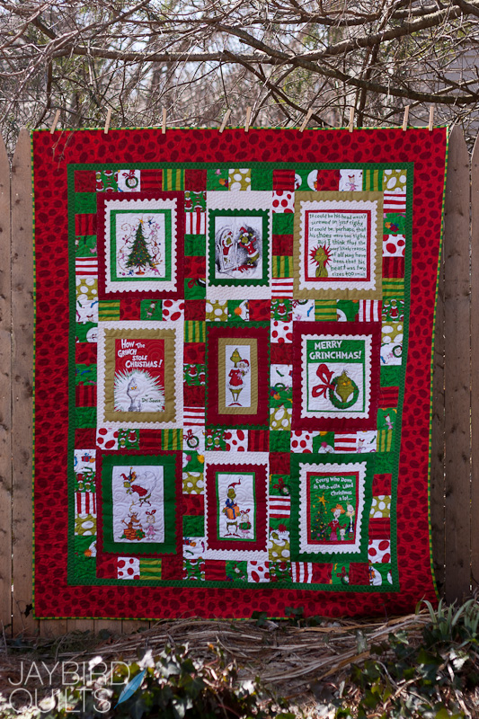 Merry Grinchmas Q A Regarding The Free Pattern Jaybird Quilts