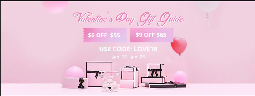 Valentines sale in Zaful
