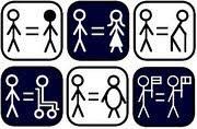 ¡ No ..a la discriminación !