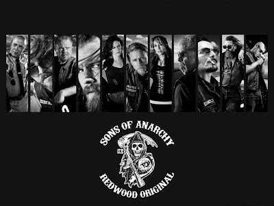 Sons of Anarchy motorcycle biker club