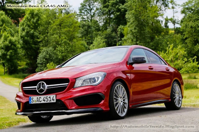 automobile trendz mercedes benz cla45 amg. Cars Review. Best American Auto & Cars Review